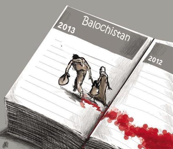balochistan blood
